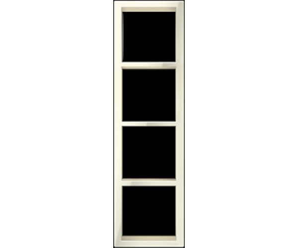 """Четырехпостовая вертикальная рамка бежевая CGSS """"Практика"""""""