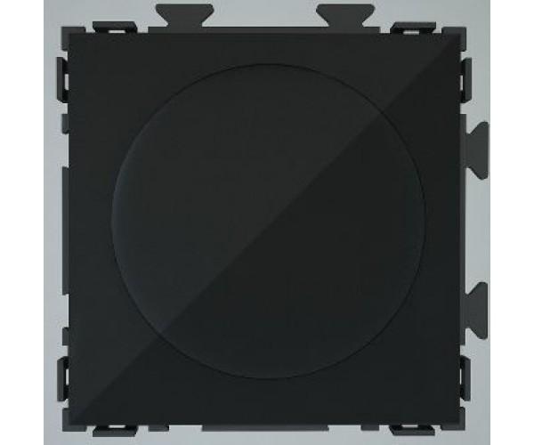 """Диммер (светорегулятр) 500 W черный матовый CGSS """"Практика"""""""