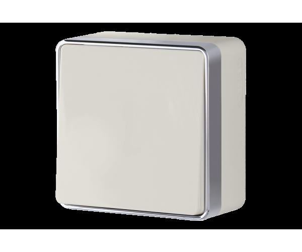 Выключатель одноклавишный Gallant (слоновая кость) WL15-01-01