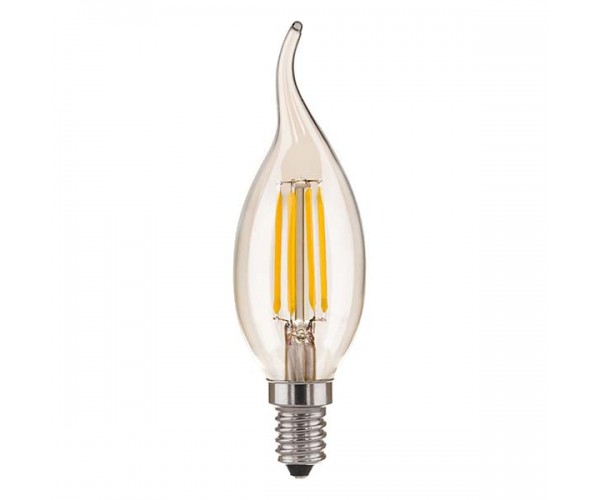 Светодиодная лампа Свеча на ветру 6W 4200K E14