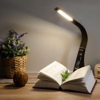 Настольный светодиодный светильник Elara черныйTL90220