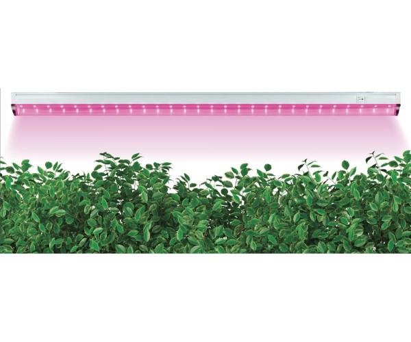 Светодиодный светильник для растений 14W, пластик, IP40, AL7000 Фитолампа