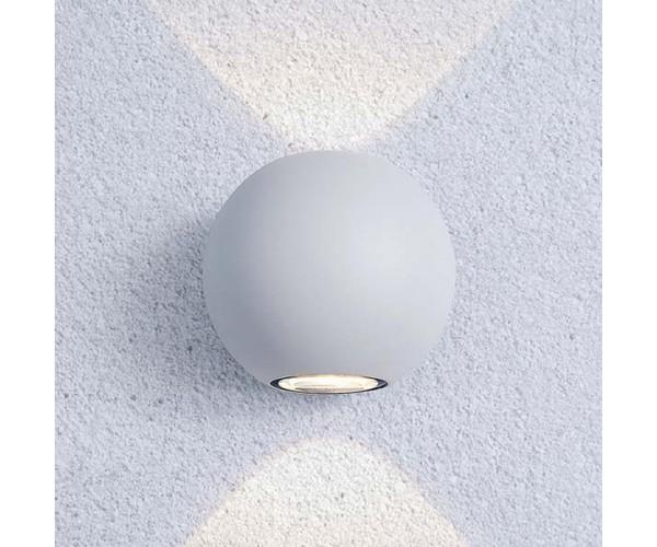 Уличный настенный светодиодный светильник 1566 TECHNO LED