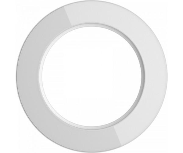 Рамка на 1 пост (Белый) WL21-frame-01