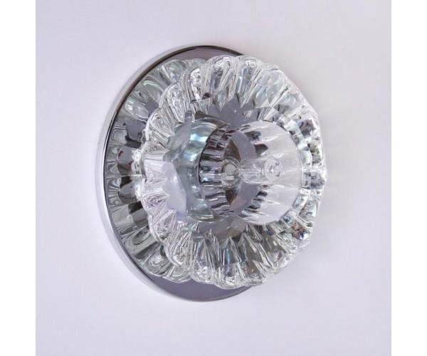 Точечный светильник 391 Хром