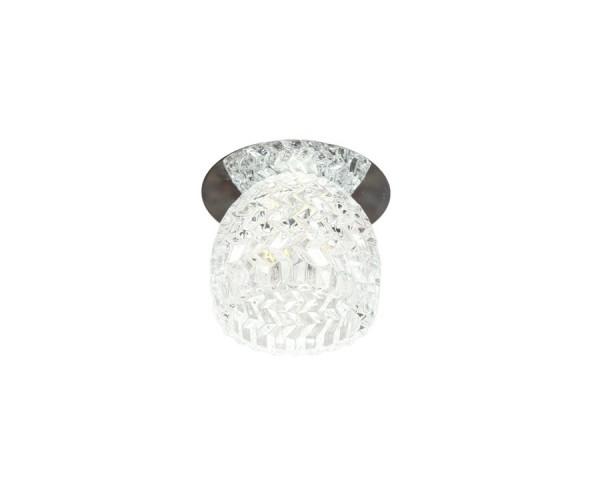 Точечный светильник JB-26 Хром