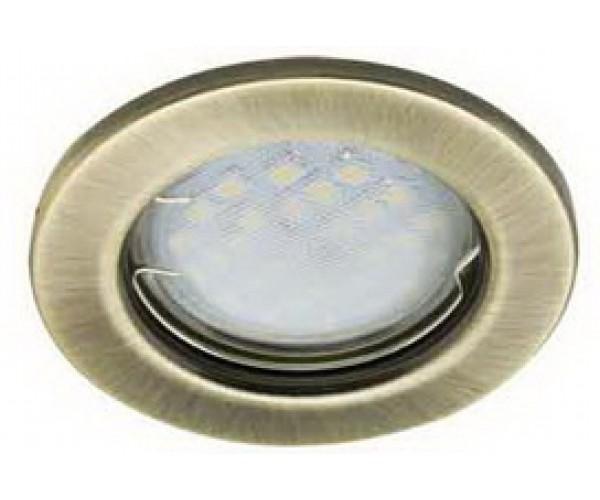 Светильник точечный DL90  Черненая Бронза