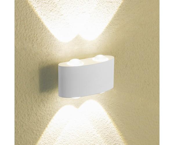 Настенный светодиодный светильник TWINKY DOUBLE