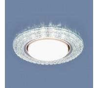 Точечный светильник со светодиодами 3030 GX53 CL прозрачный
