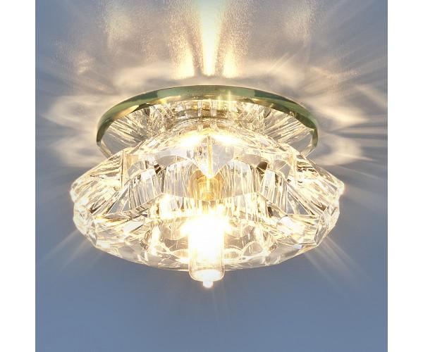 Точечный светильник  6186 G9 прозрачный
