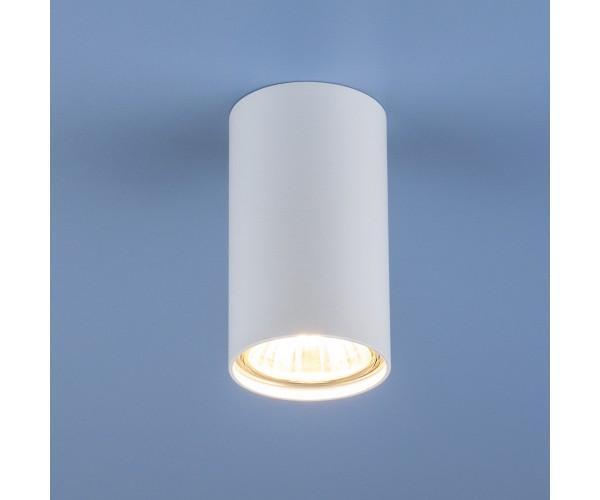 Накладной точечный светильник 1081 GU10 WH белый