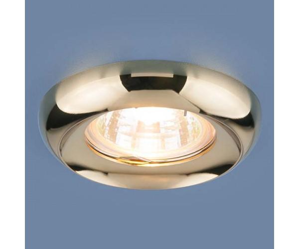 Светильник точечный  6065 MR16 GD золото