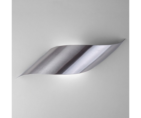 Настенный светодиодный светильник 40130/1 LED 6 Вт сатин-никель