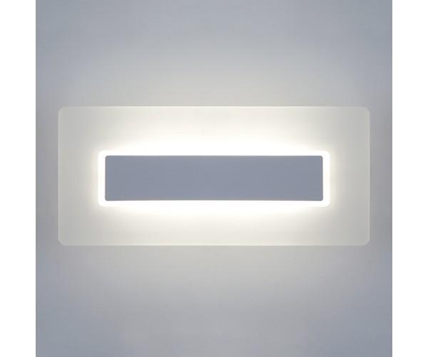 Настенный светодиодный светильник  40132/1 LED 12 Вт белый