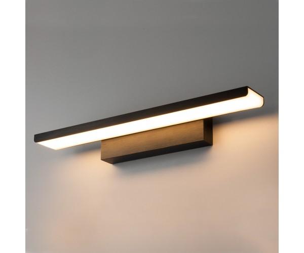 Настенный светодиодный светильник Sankara LED 16W IP20 черная
