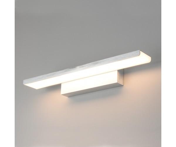 Настенный светодиодный светильник  Sankara LED 16W IP20 серебряный