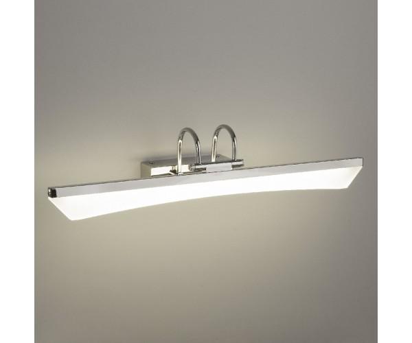 Настенный светодиодный светильник  Selenga Neo LED хром (MRL LED 7W 1004 IP20)