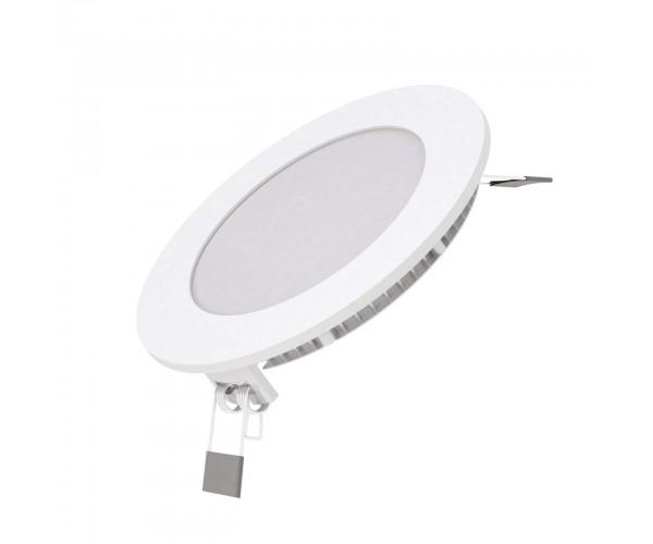 Светильник светодиодный круглы 6W 4200k