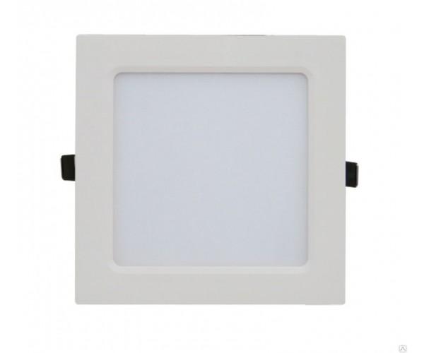 Светильник светодиодный SLP-ECO 6W квадратный