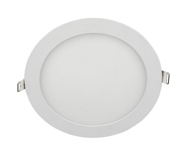 Светильник светодиодный downlight круглый с драйвером 18W