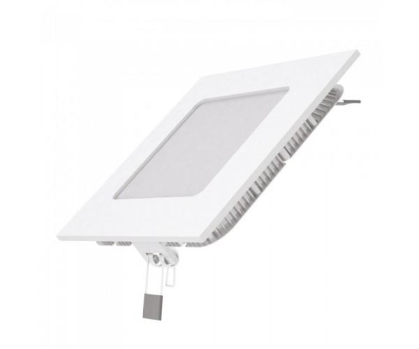 Светильник светодиодный квадратный 6w  4200k