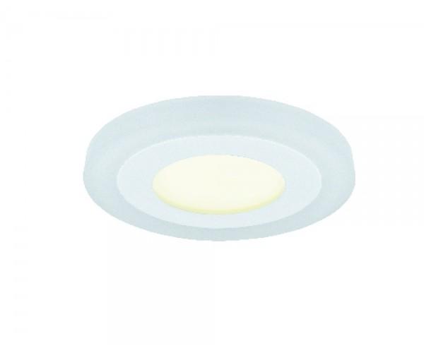 Светильник светодиодный Backlight Круглый 3+3W