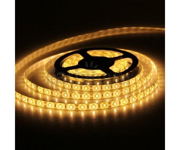 Светодиодная лента Ecola5050/60 LED 14.4W IP20 теплый белый свет 2800k