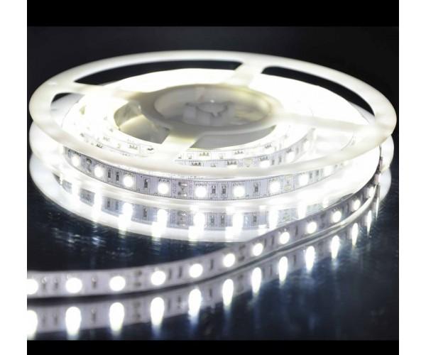 Светодиодная лента Ecola LED  14.4W/m 12V IP20  6000K