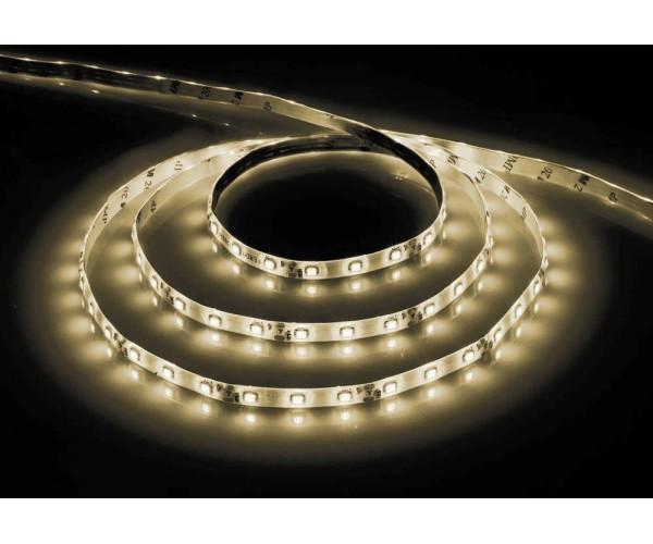 Светодиодная лента Ecola LED  4,8W/m 12V IP20 8mm 60Led/m 2800K