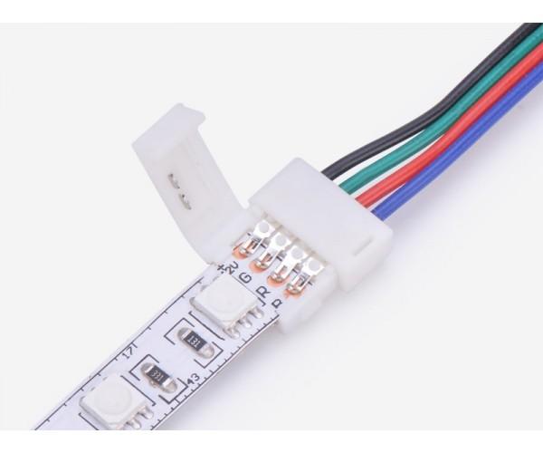 Коннектор  для  светодиодной ленты RGB
