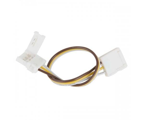 Коннектор для светодиодной ленты «Бегущая волна» гибкий двусторонний