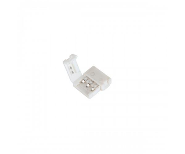Коннектор LED 4A для светодиодной ленты «Бегущая волна» жесткий