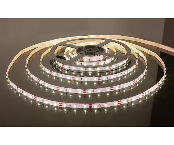 Светодиодная лента 3528/60 LED 4.8W IP20 теплый белый свет