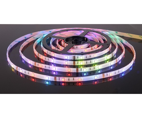 Светодиодная лента 5050/30 LED 7.2W IP65 мультиколор