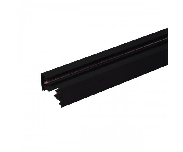 Однофазный шинопровод 1 метр черный