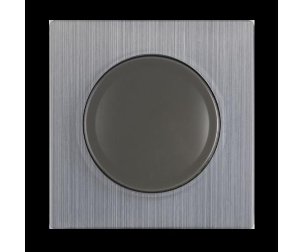 Накладка для диммера (глянцевый никель) WL02-DM-CP